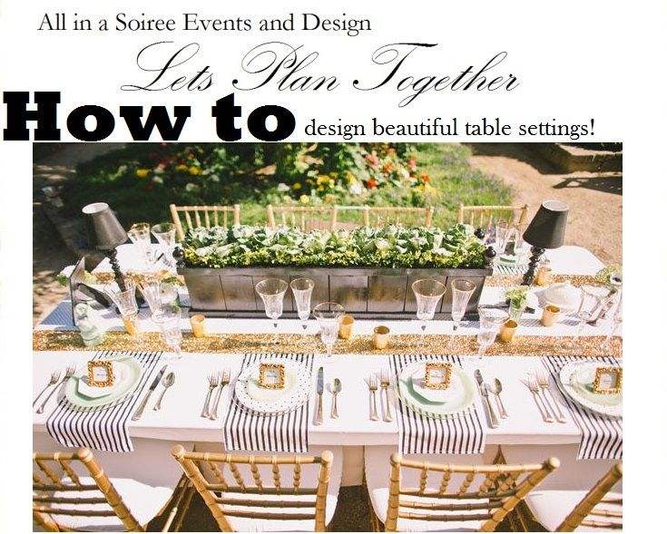 how to design beautiful table settings  sc 1 st  Rustic Folk Weddings & How to create beautiful table settings! - Rustic Folk Weddings