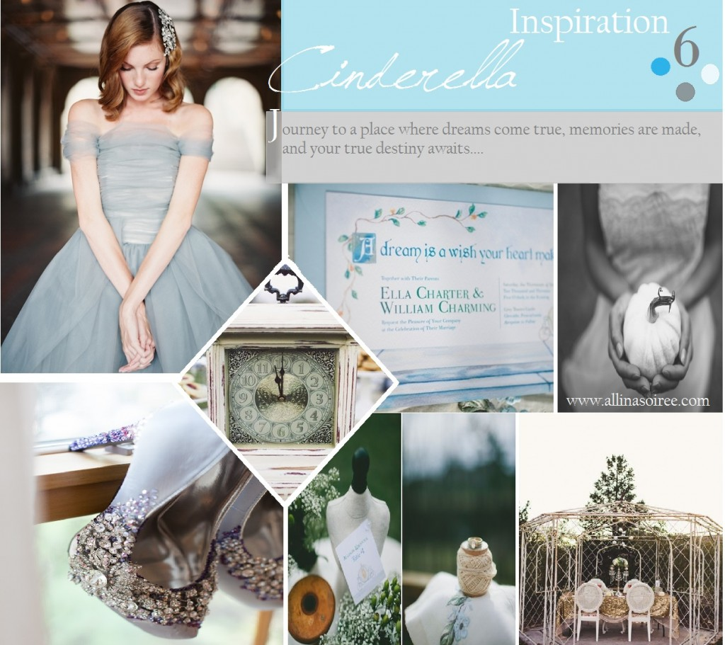 Cinderella Wedding Theme Ideas: Cinderella Wedding Ideas