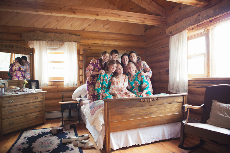 Chic Rustic Mountain Wedding Captured By Bio Photography