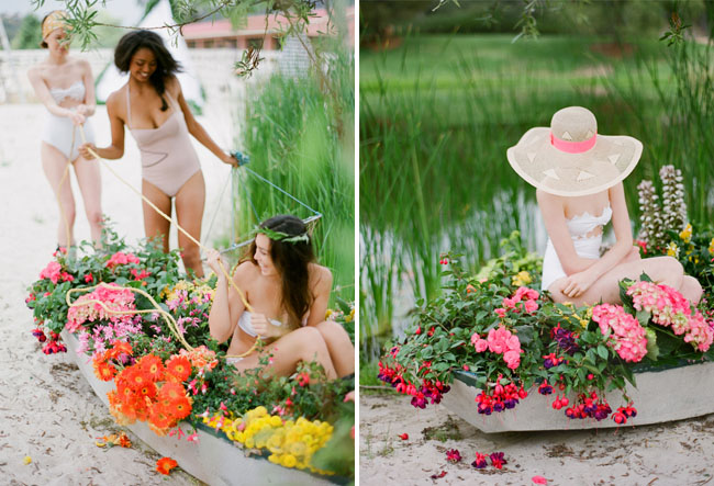 Gorgeous bohemian wedding inspiration
