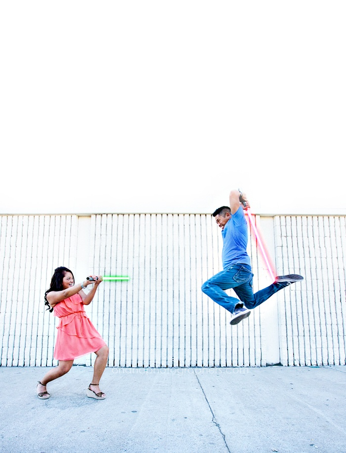 10 cute themed engagements