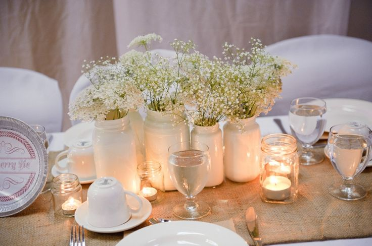 7 amazing ways to use mason jars at your southern wedding