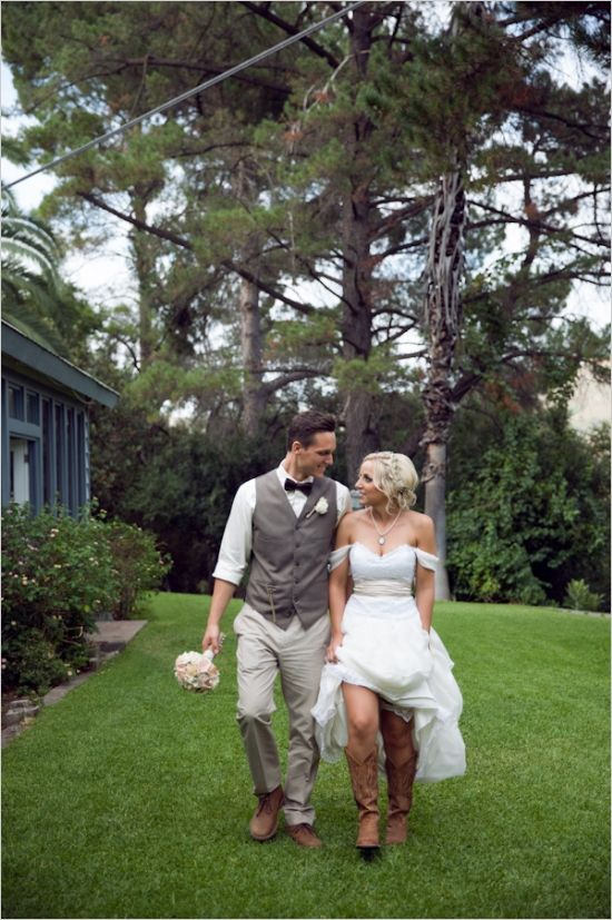 Tips For Planning A Country Wedding