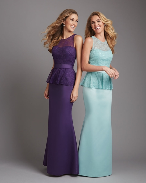 5 colorful bridesmaid dresses by allure bridals colorful bridesmaids dresses junglespirit Image collections