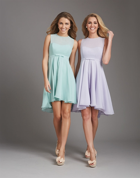5 Colorful Bridesmaid Dresses From Allure Bridals