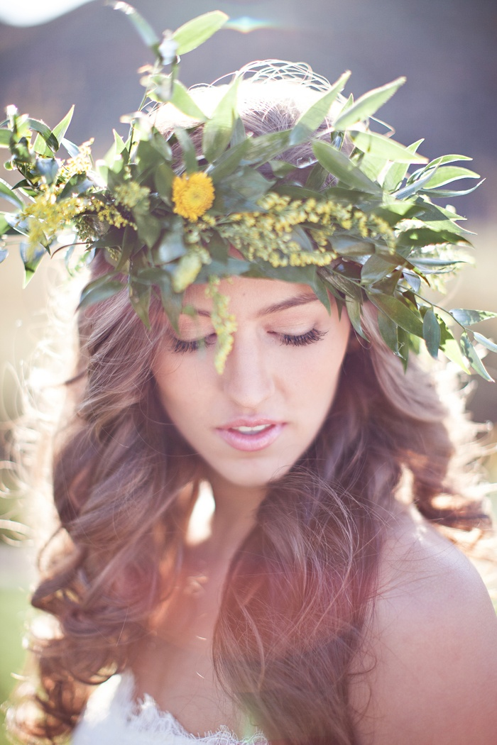 6 free spirit wedding hairstyles