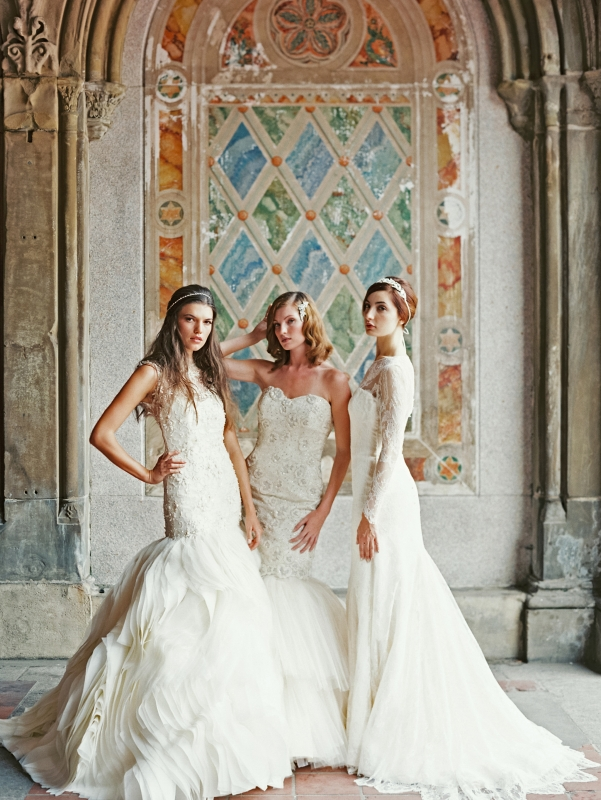 Lace Wedding Dresses from Sareh Nouri
