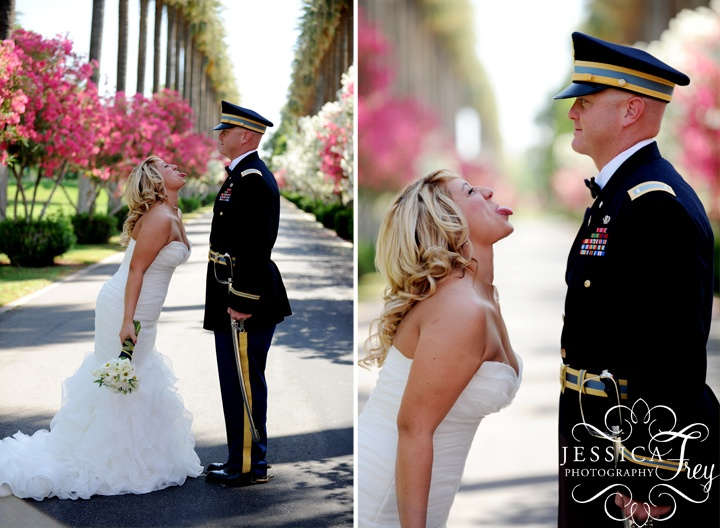 Saluting Our Troops 10 Military Themed Weddings And
