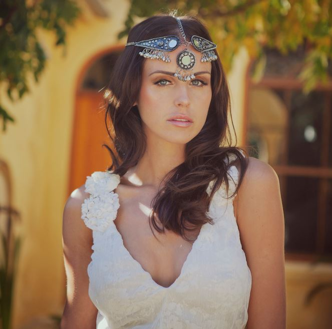 Whimsical Bohemian Lace Wedding Dresses By Grace Loves Lace