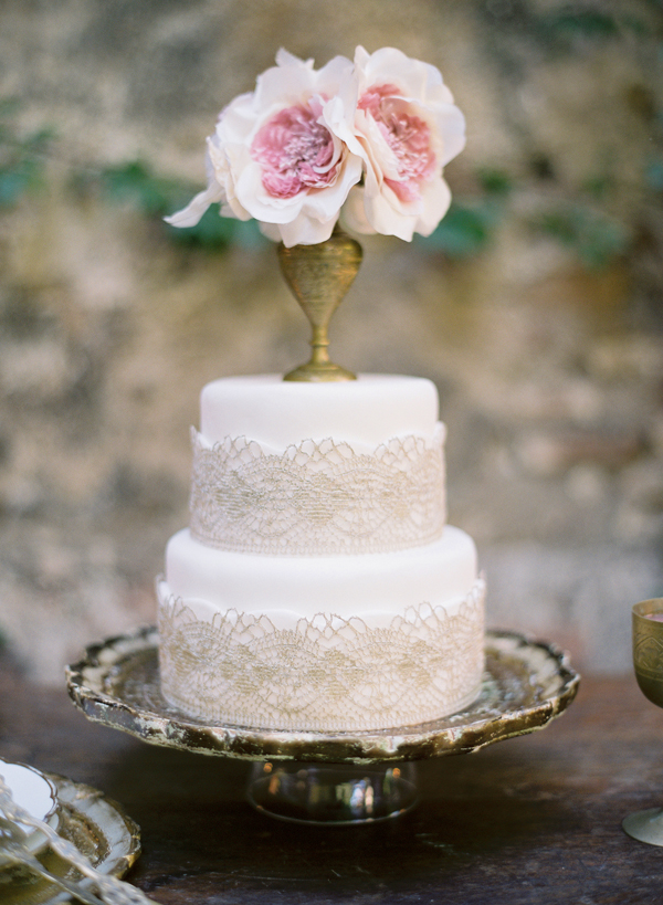 rustic spanish wedding inspiration