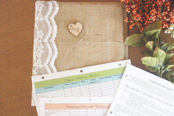 Wedding Planning Tips: Create Your Own Wedding Checklist