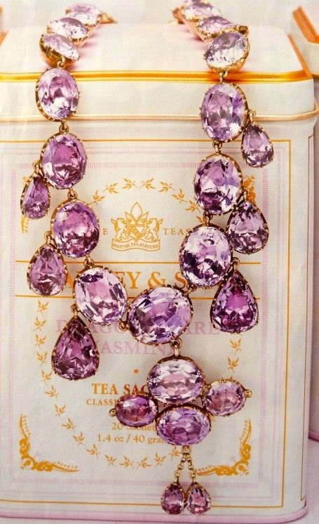 lilac wedding jewelry