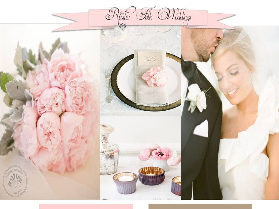 A Sensational Pink Wedding