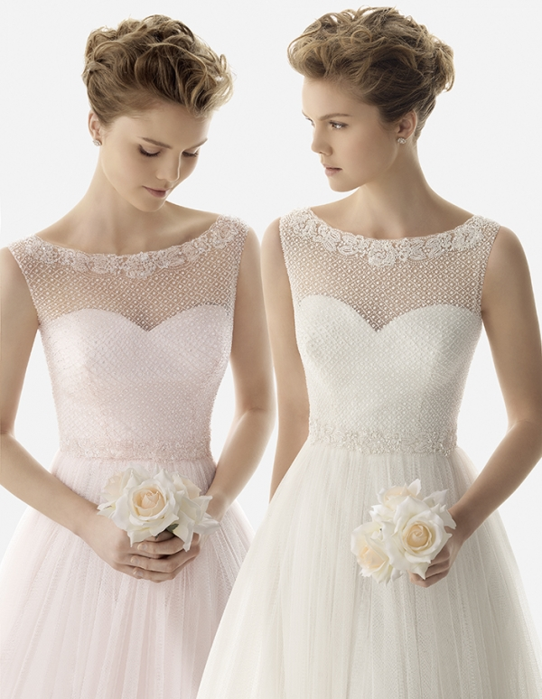 Gorgeous Lace Wedding Dresses by Rosa Clara