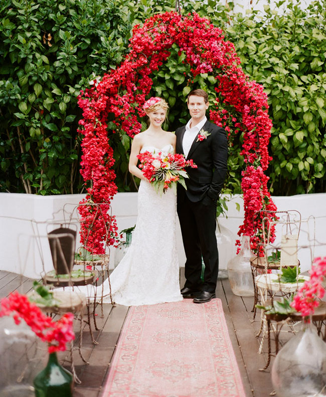 Beautiful Weddings: 7 Beautiful Wedding Arches