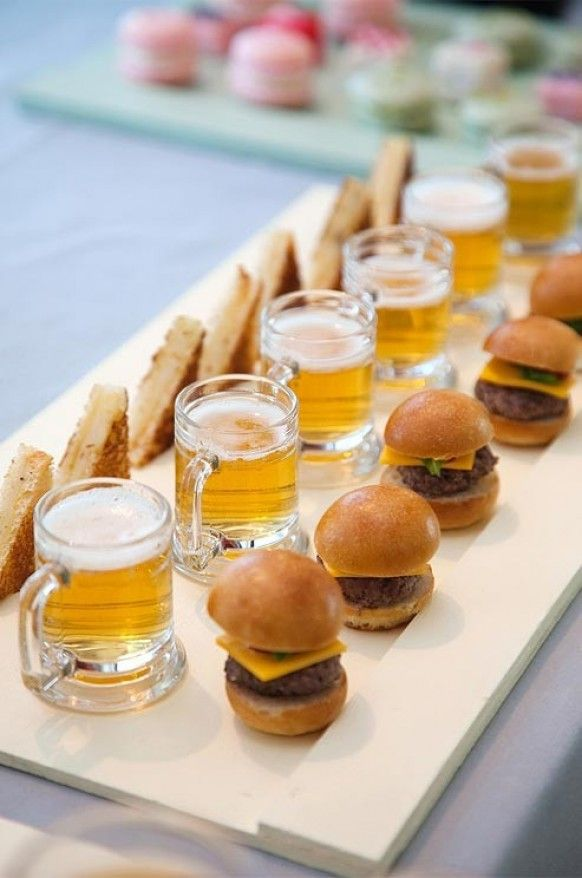 5 amazing appetizers to serve at your wedding junglespirit Gallery