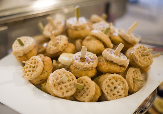 Wedding Food Ideas Get Creative I Do Knot: 5 Amazing Appetizers To Serve At Your Wedding