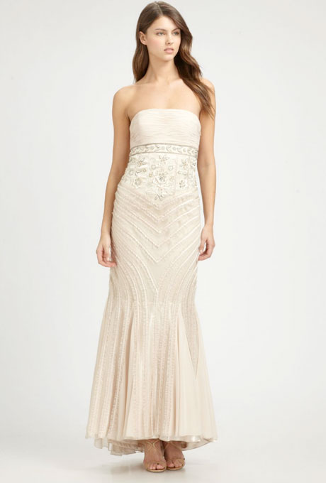 affordable-wedding-dresses-under-1000-sue-wong-strapless-gown