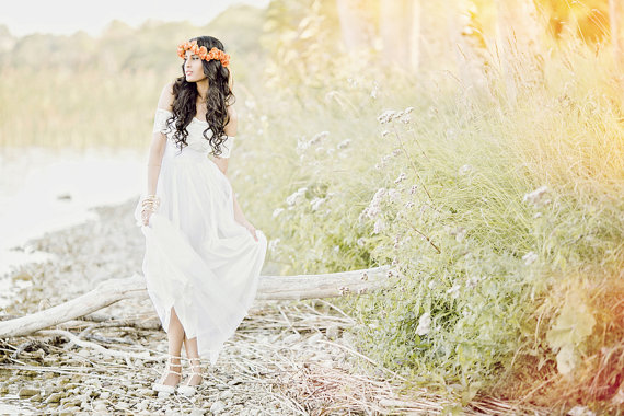 bohemian wedding dresses by grace loves  lace