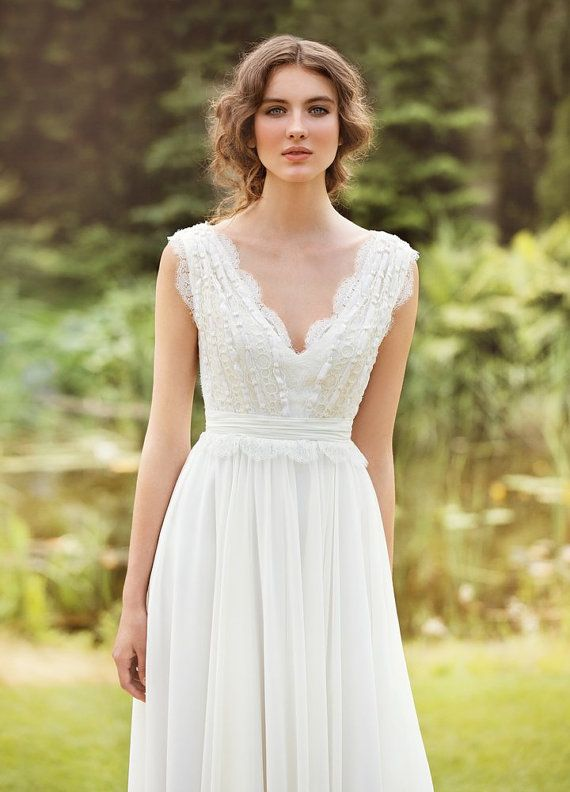 2014 Fall Boho Wedding Dresses bohemian wedding inspiration