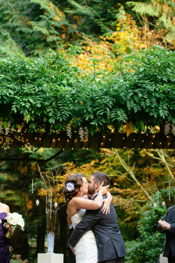 Fall Country Wedding at Whonnock Lake
