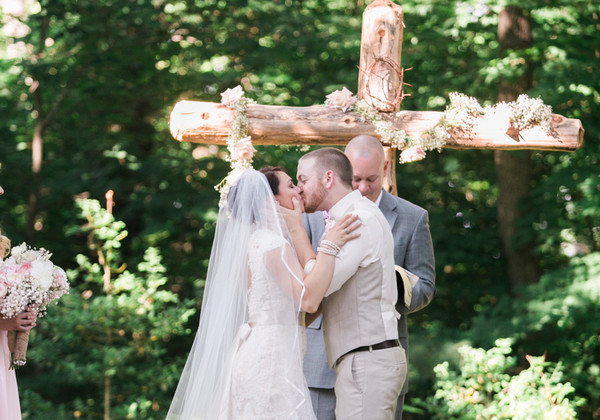 Christian Southern Farm Wedding