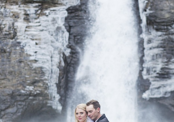 Blush Rocky Mountain Wedding Inspiration