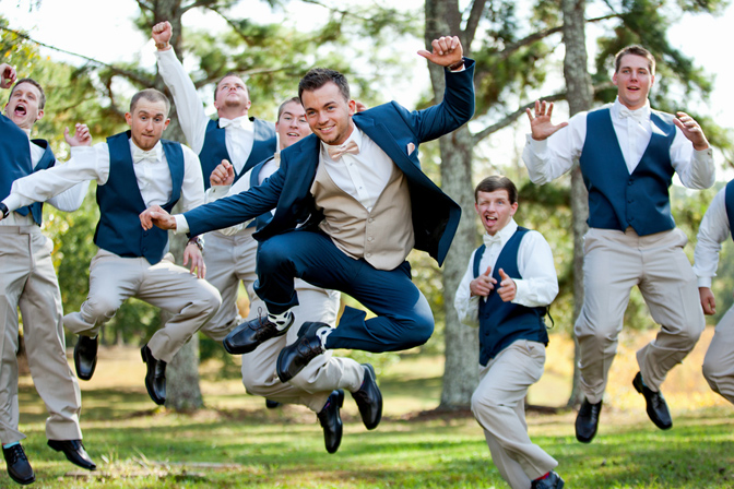 hilarious photos of the groom
