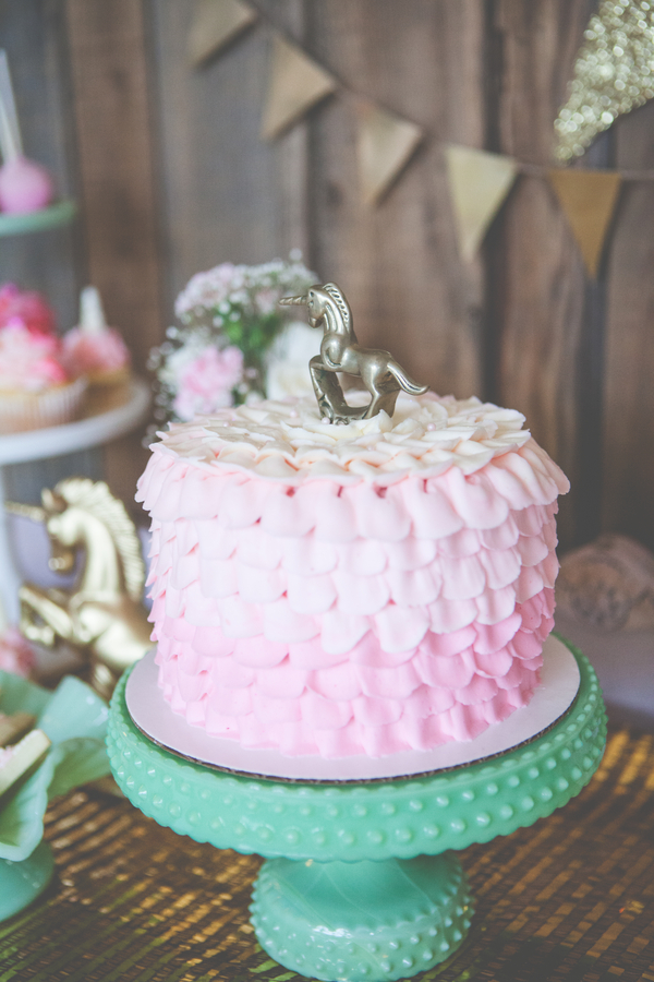 Magical Vintage Unicorn Party Rustic Folk Weddings