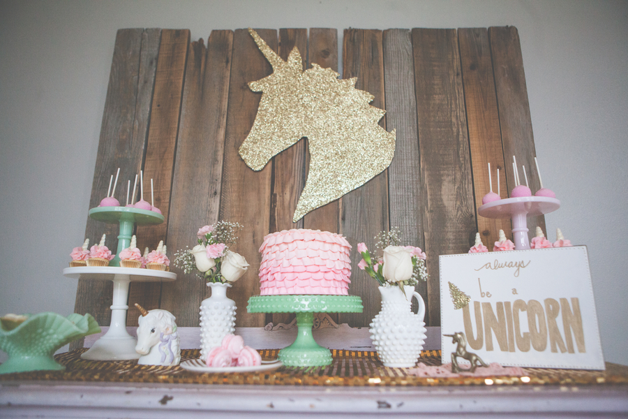 vintage birthday party ideas