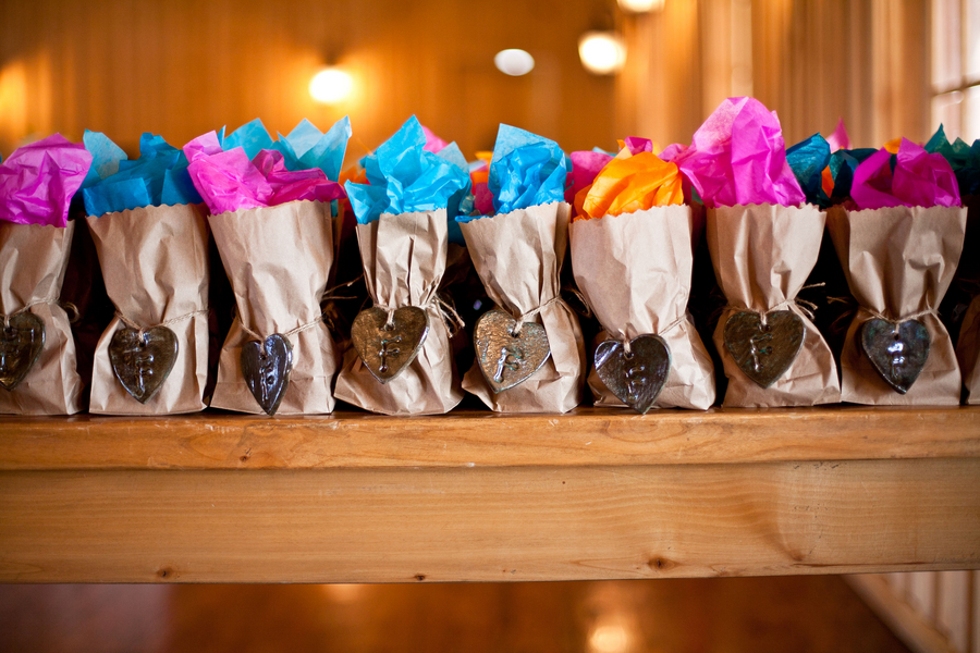 brown party favors