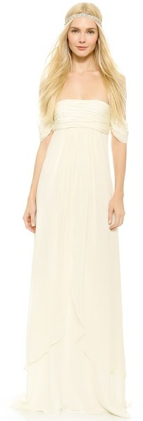 Rachel Zoe Wedding Gown