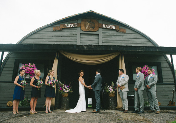 Private Ranch Wedding