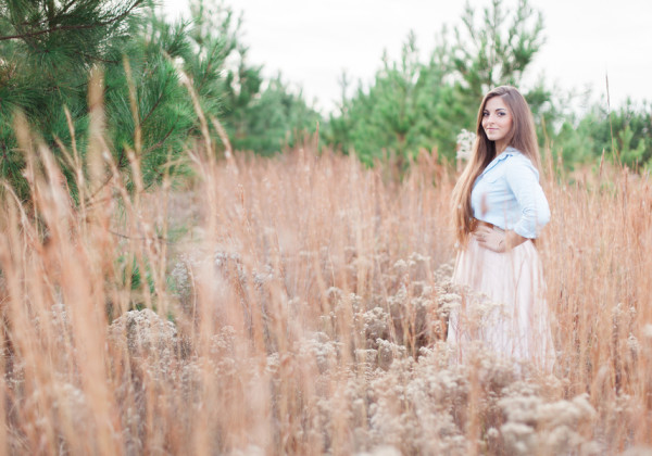 Rustic Senior Session