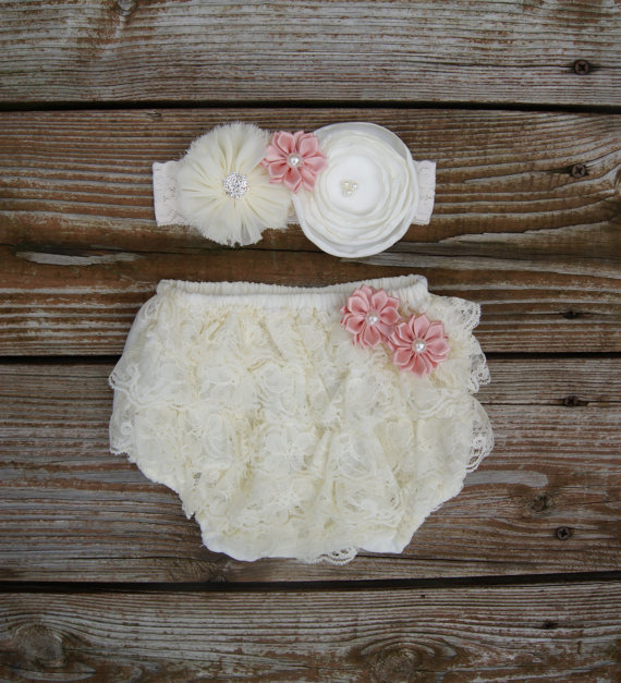 baby bloomer set