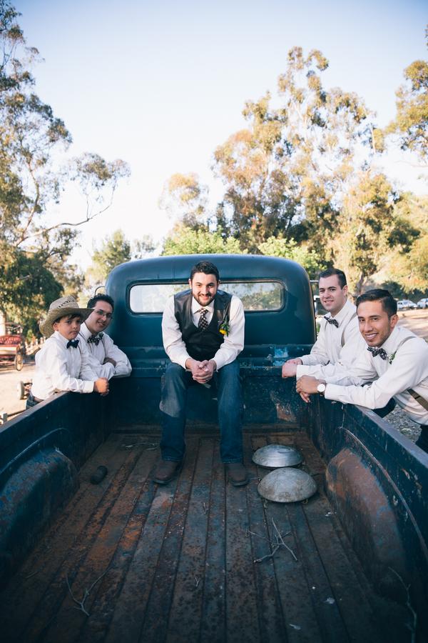 Rustic Mexican Ranch Wedding