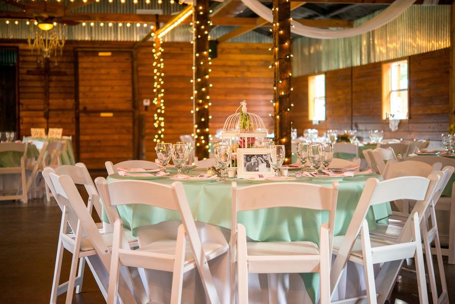 Rustic Vintage Wedding Venue